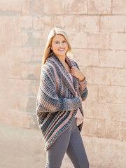 ANNIE'S SIGNATURE DESIGNS: Chunky Crochet Shrug Pattern
