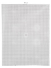 10-ct. White Plastic Canvas (1 sheet)