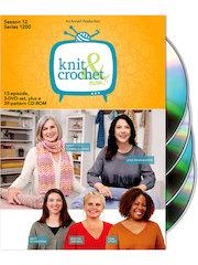 Knit and Crochet Now! Season 12 DVD