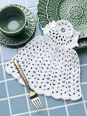 Angel Dishcloth Kit