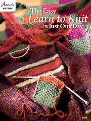The Easy Learn to Knit in Just One Day