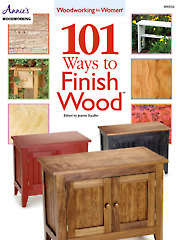 101 Ways to Finish Wood