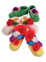 Posy Toes Slippers