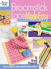 Broomstick Lace Made Easy Crochet Pattern