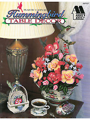 Hummingbird Table Decor