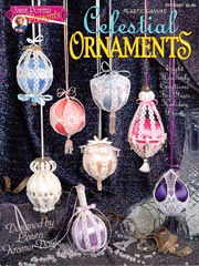 Celestial Ornaments Plastic Canvas Pattern
