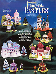 Fairy-Tale Castles in Plastic Canvas