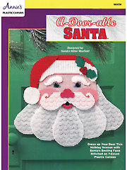 A-Door-able Santa