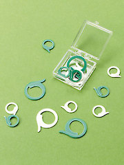 Split Lock Stitch Count Markers