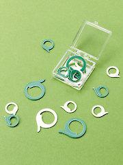Split Lock Stitch Count Markers