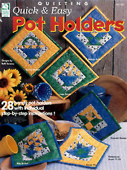 Quick & Easy Pot Holders