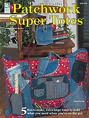 Patchwork Super Totes