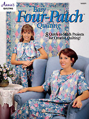 Easy Four-Patch Quilting