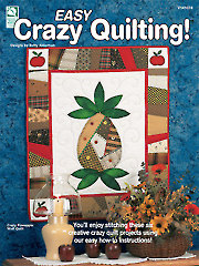 Easy Crazy Quilting