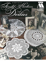 Family Heirloom Doilies