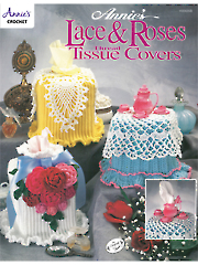 Lace & Roses Tissue Covers