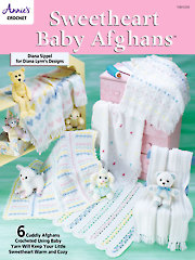 Sweetheart Baby Afghans