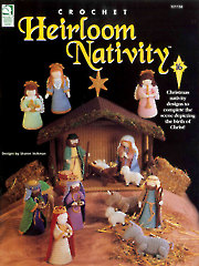 Heirloom Nativity