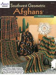 Southwest Geometric Afghans