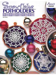 Snowflake Potholders