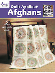 Quilt Applique Afghans
