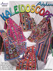 Kaleidoscope Afghans