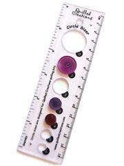 Circle Sizer Ruler