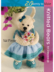 20 to Make: Knitted Bears