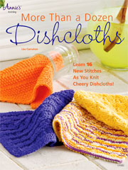 More Than a Dozen Dishcloths
