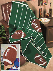 Football Mania Crochet Pattern