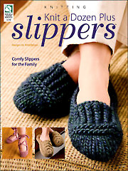 Knit a Dozen Plus Slippers
