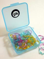 Boye® Jumbo Pastel Split Ring Markers