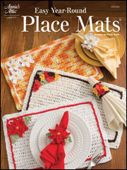 Easy Year-Round Place Mats