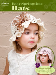 Easy Springtime Hats