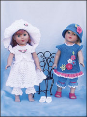 "Summer Styles for 18"" Dolls"