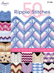 50 Ripple Stitches Crochet Pattern Book