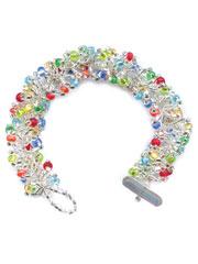 Fiesta Chain Crochet Bracelet Kit