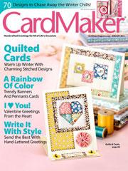 CardMaker January 2012