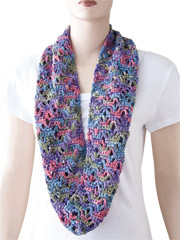 Eternity Cowls Crochet Pattern