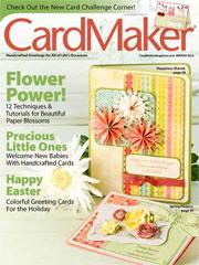 CardMaker March 2012