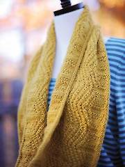 Dovetail Cowl Knit Pattern