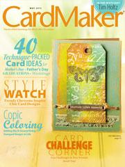CardMaker May 2012