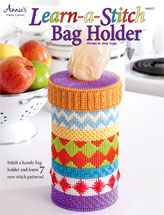 Learn-a-Stitch Bag Holder