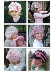 Stylish Girls Hats