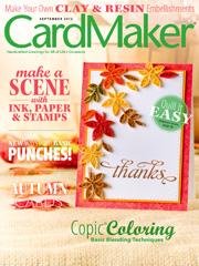 CardMaker September 2012