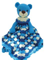 Teddy Bear Huggy Blanket