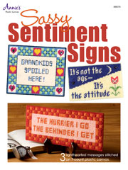 Sassy Sentiment Signs