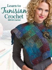 Learn to Tunisian Crochet