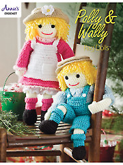 Polly & Wally Rag Doll