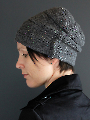 Kabuto Hat Knit Pattern